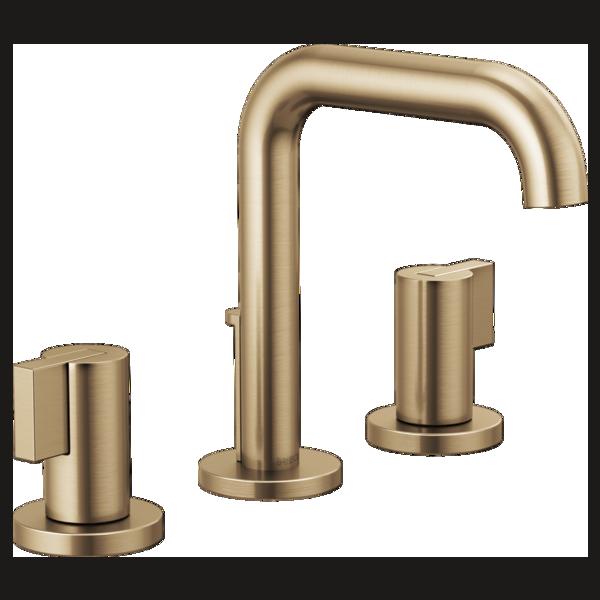 Widespread Lavatory Faucet - Less Handles : 65335LF-GLLHP--HL5332-GL ...