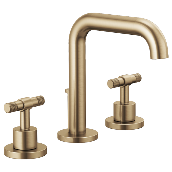Litze Widespread Lavatory Faucet Less Handles