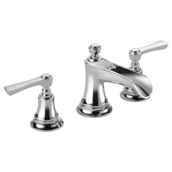 Widespread Lavatory Faucet   Less Handles