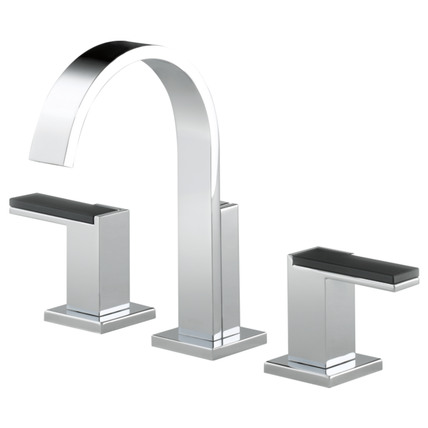 Siderna Widespread Lavatory Faucet Less Handles