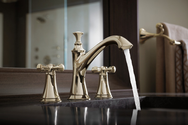 Widespread Lavatory Faucet - Less Handles : 65305LF-PNLHP : Baliza ...