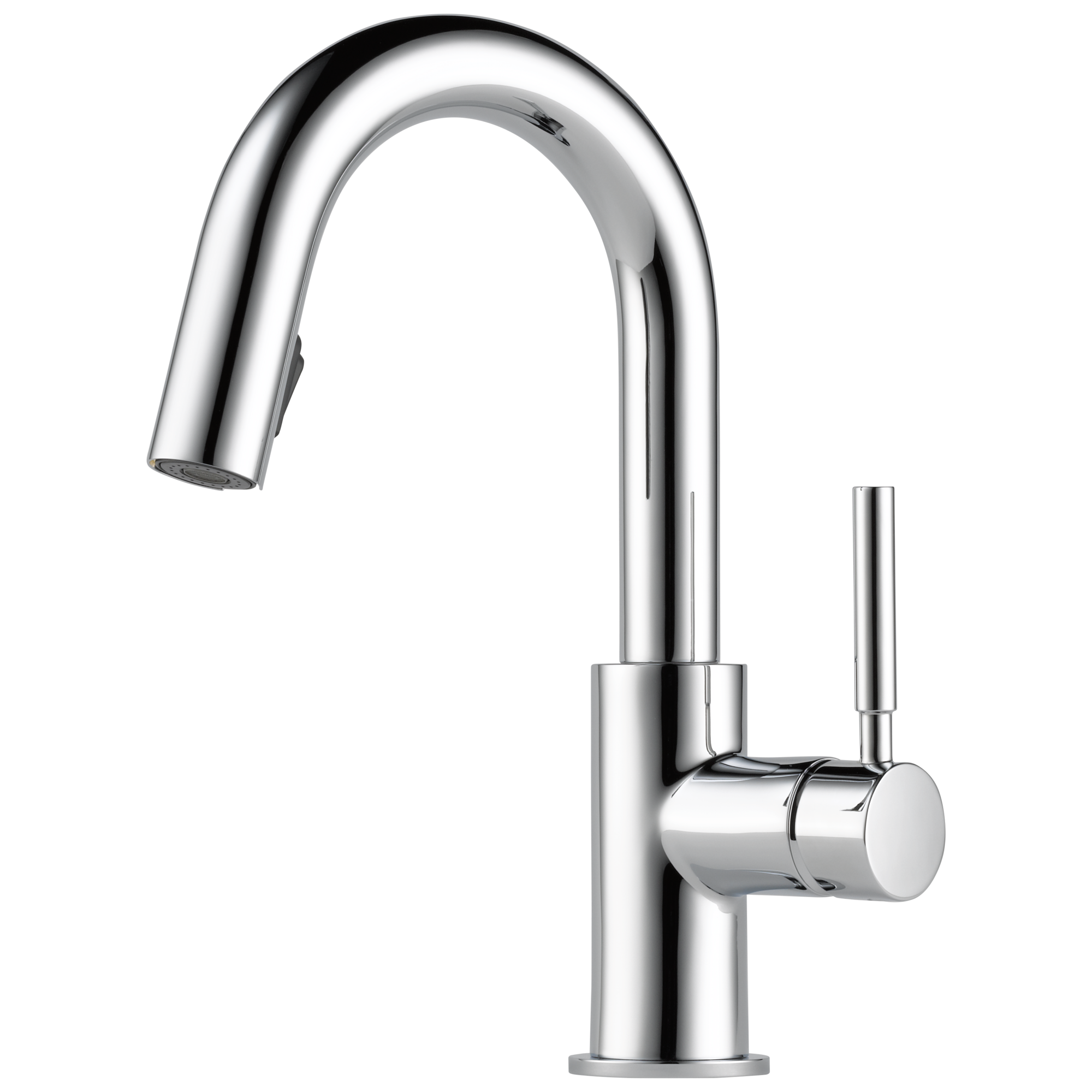 Single Handle Pull Down Prep Faucet 63920lf Pc Solna Kitchen Parts Diagram Further Delta Shower More Images