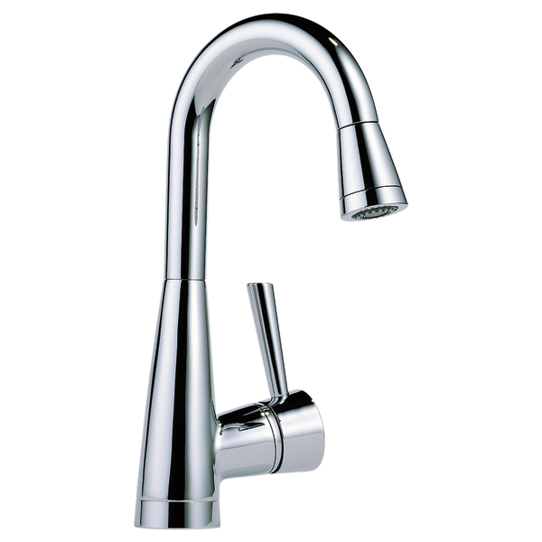 Incroyable Single Handle Bar Prep Faucet