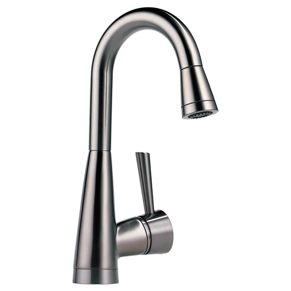 Genial Single Handle Bar Prep Faucet