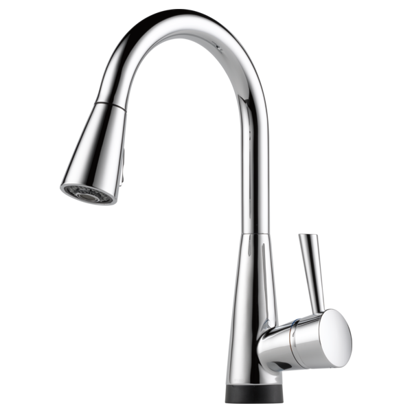 Single Handle Pull-Down Kitchen Faucet with SmartTouch® Technology ...