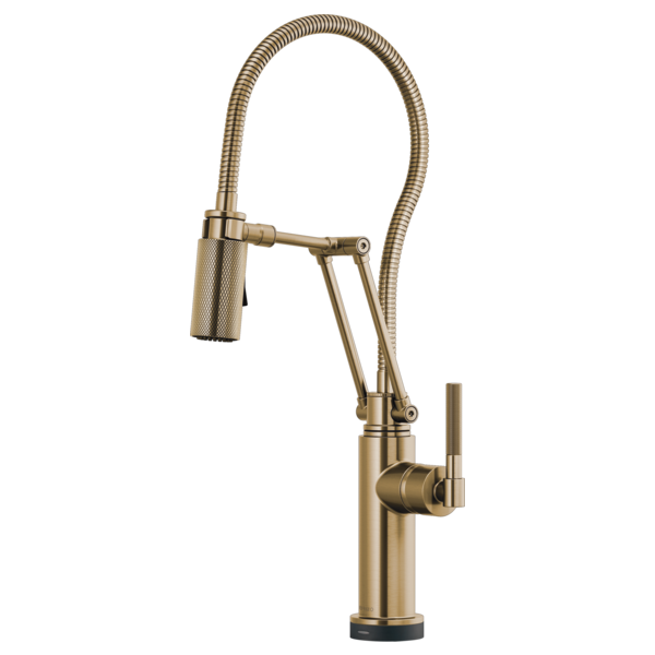 Litze 174 Smarttouch 174 Articulating Faucet With Finished Hose