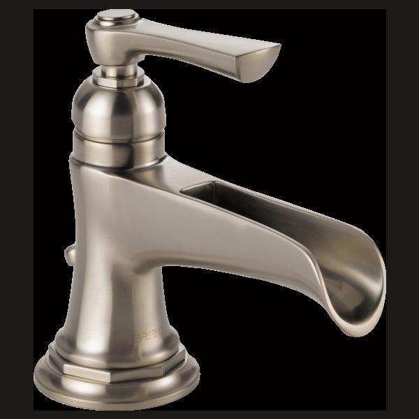 Single Handle Single Hole Lavatory Faucet