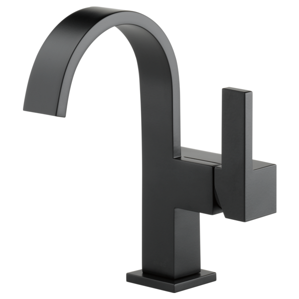 Single Handle Lavatory Faucet : 65080LF-BL : Siderna® : Bath : Brizo