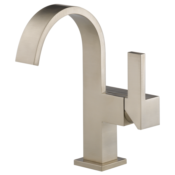 Single Handle Lavatory Faucet : 65080LF-BN : Siderna® : Bath : Brizo