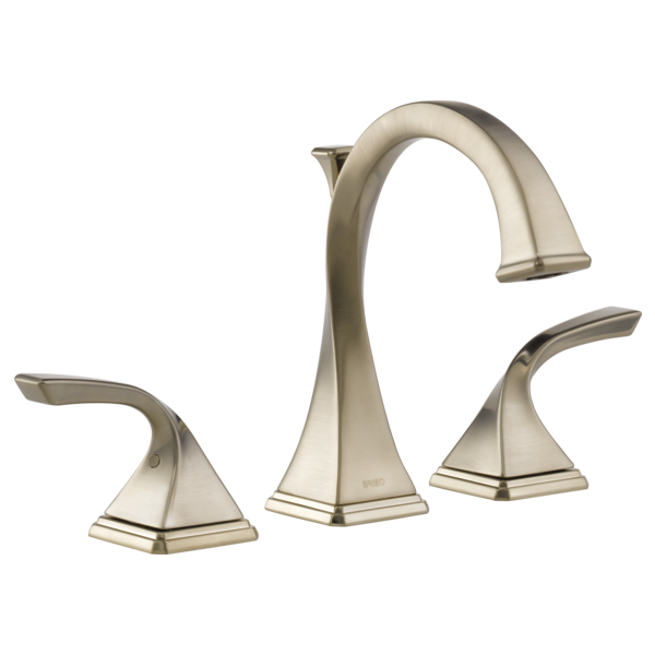 Widespread Lavatory Faucet : 65330LF-BN : Virage® : Bath : Brizo