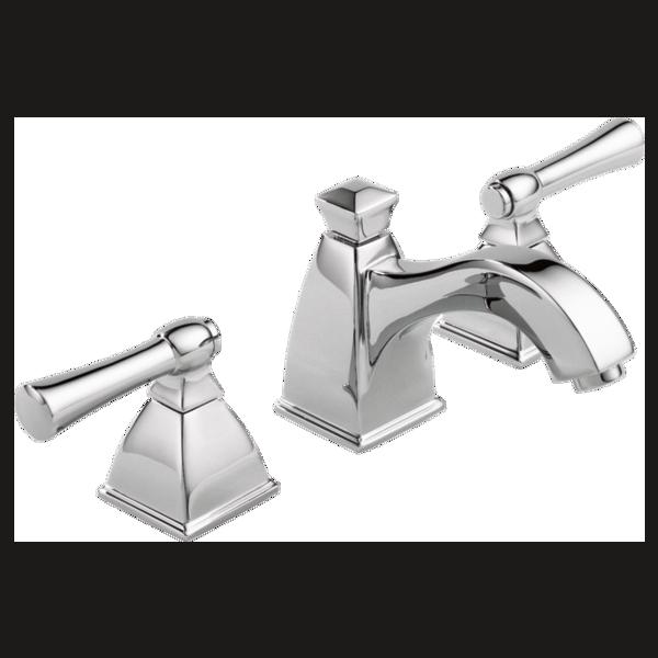 Widespread Lavatory Faucet : 65340LF-PC : Vesi® : Bath : Brizo