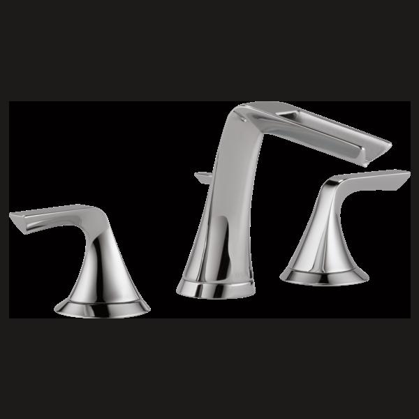Widespread Lavatory Faucet : 65351LF-PC : Sotria™ : Bath : Brizo