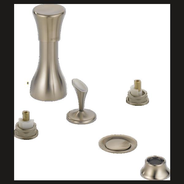 Bidet Faucet - Less Handles