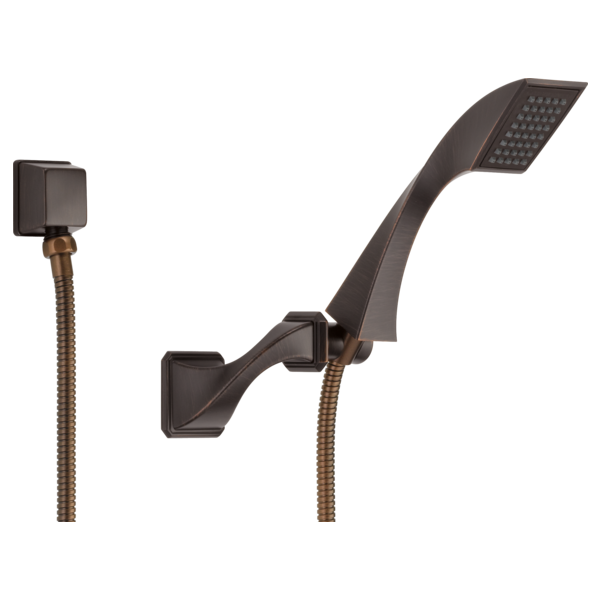 //WSL// BRIZO 85830-RB SENSORI VIRAGE HAND SHOWER WITH WALL MOUNT BRACKET AND ELBOW VENETION BRONZE MC292009