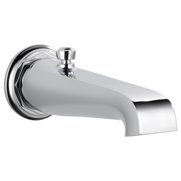 Roman Tub Spout With Diverter. Rook Tub Spout  Pull up Diverter RP78581PC Bath Brizo