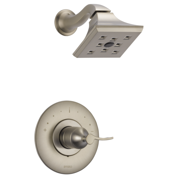 //WSL// BRIZO T60P290-BN PRESSURE BALANCE SHOWER TRIM MC374442