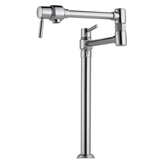 Single Handle Pull Out Kitchen Faucet 63220lf Ss Solna