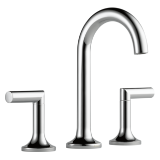 Charming Odin Widespread Lavatory Faucet 65375LF PC