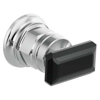 Wallmount Lavatory Crystal Lever Handle Kit