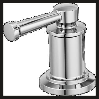 Roman Tub Faucet Handle Kit - Lever