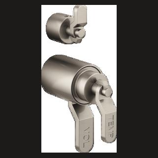 Tempassure<sup>®</sup> Thermostatic Valve With Diverter Trim Handle Kit - Industrial Lever