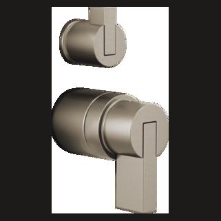 Pressure Balance Valve Trim Handle Kit - Lever