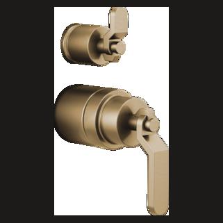 Pressure Balance Valve Trim Handle Kit - Industrial Lever