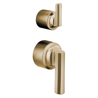 Pressure Balance Valve With Diverter Lever Handle Kit