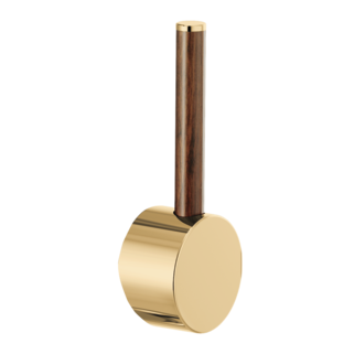 Bar Faucet Wood Lever Handle