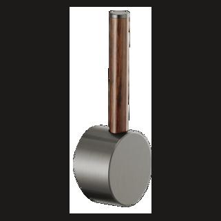 Bar Faucet Wood Lever Handle