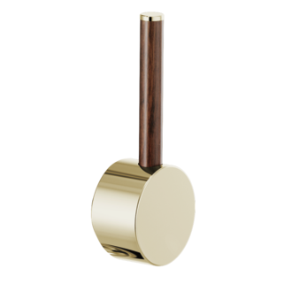 Pull-down Faucet Wood Lever Handle