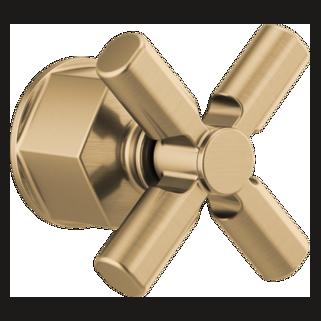 Sensori Thermostatic Valve Trim Handle Kit - Cross