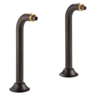 Deck Mount Tub Filler Risers